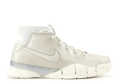 Zoom Kobe 1 Nike 313143 014 blackwhite varsity purple