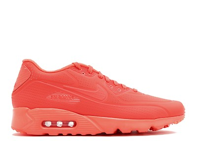 NIKE AIR MAX 1 ULTRA MOIRE SUMMIT WHITE CHALLENGE RED 705297 106 Men Size 11