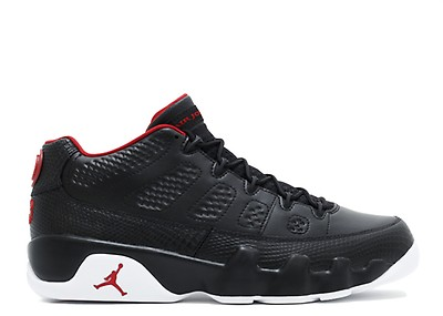 5922aff74364c2 Air Jordan 9 Retro Low - Air Jordan - 832822 805 - bright mango ...
