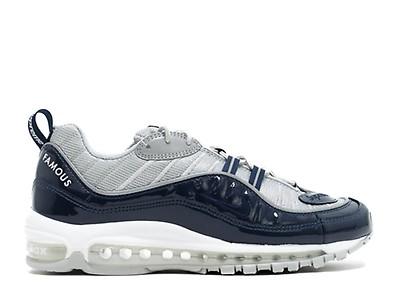 Air Max 97 Supreme Nike 316782 002 metallic silver