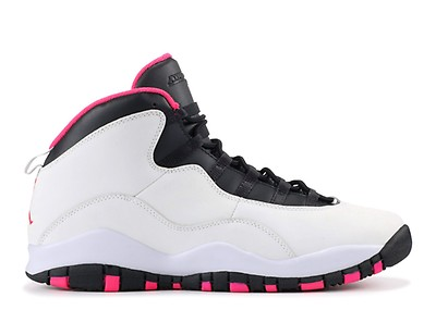 779e4ad3a3c AIR JORDAN 10 RETRO GG - Air Jordan - 487211 017 - black/fuchsia ...