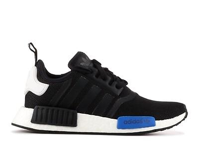 76419757e9c4 Nmd Runner - Adidas - s79162 - black blue white