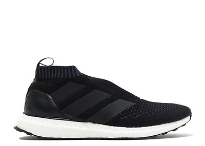 Details zu Adidas Ace 16+ Purecontrol Ultra Boost Triple Black BY9088 UK 5 7 8 9 10 New