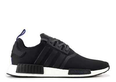 separation shoes 2796e fdf92 Nmd R1 - Adidas - bw0617 - blackblackwhite  Flight Club