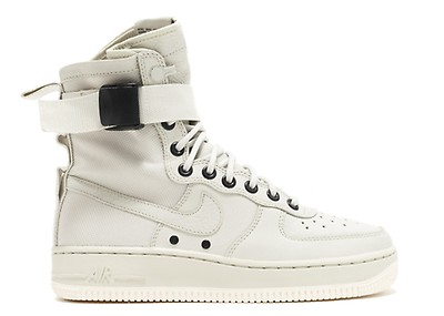 70b1a5ccb111 All White Air Force Ones High Tops Nike Air Force 1 Mid