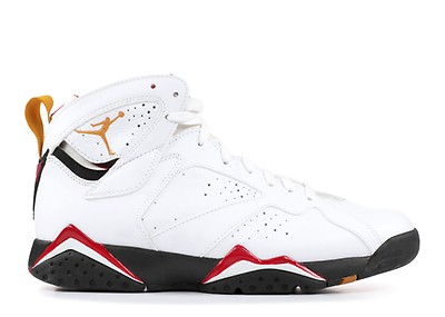 12282053978 Air Jordan 7 Retro - Air Jordan - 304775 081 - black/citrus-varsity ...