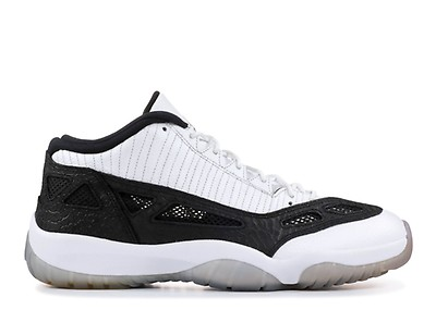 5146d3a7af33 Air Jordan 11 Retro Low - Air Jordan - 306008 002 - black zest-white ...