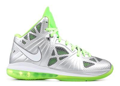 Lebron 8 P.s. - Nike - 441946 001 - black sport red-white  882ea3089