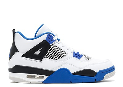72c5958163f347 Air Jordan 4 Retro Bg (gs)