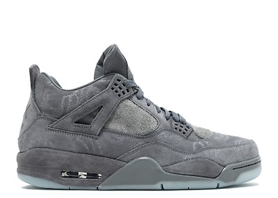 timeless design 29ee5 a5f5a air jordan 4 retro kaws