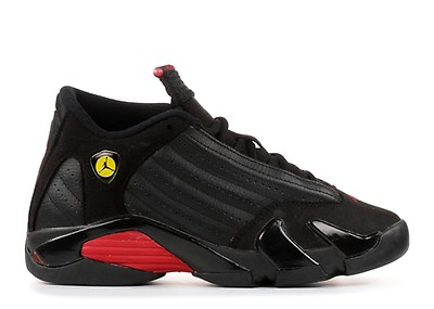 ac1b18106119 Air Jordan 14 Retro Bg (gs)