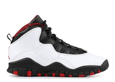 e8f170ac271 Air Jordan 10 Retro Txt (gs) - Air Jordan - 487215 107 - white/old ...