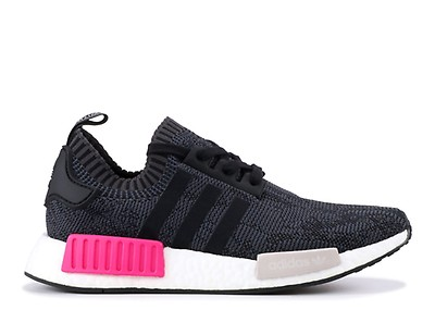 Adidas Originals NMD R1 Damen Grey Heather Raw Pink BY9647