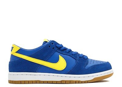 4bff2a1e6ef7 Dunk Low Premium Sb - Nike - 313170 462 - varsity blue pink ice ...