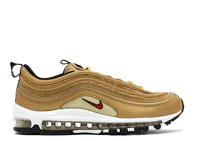 7faddbd299b Air Vapormax 97 - Nike - AJ7291 700 - metallic gold varsity red ...
