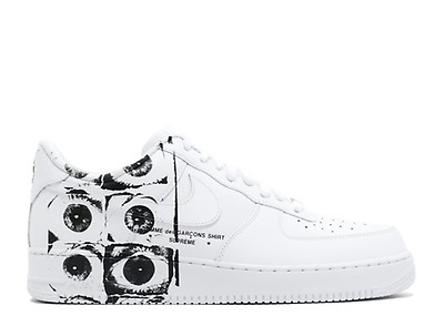 best sneakers 2f4a1 a6675 air force 1  07  supreme   cdg