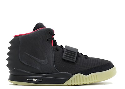 7855e8b0431 Air Yeezy - Nike - 366164 002 - zen grey light charcoal