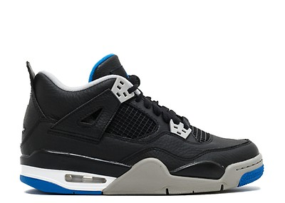864653414b82cd Air Jordan 4 Retro Bg (gs)