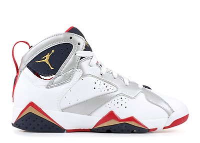 64508029d416 Girls Air Jordan 7 Retro (gs) - Air Jordan - 442960 117 - white ...