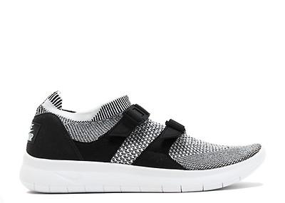 be5328cfb6228 AIR SOCKRACER FLYKNIT - Nike - 898022 004 - black pale grey white ...