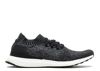 cheap for discount b5628 ea4be UltraBoost Uncaged 'Triple Black'