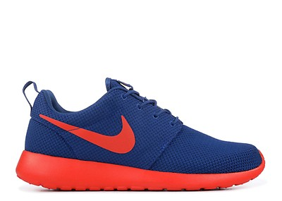 894095768c01 Rosherun - Nike - 511881 601 - sport red cool grey-sail