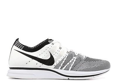 official photos 6f5b1 8f6b2 Nike Flyknit Trainer - Nike - ah8396 100 - white/black-white ...