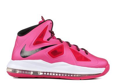 b709169f11f6f Lebron 9 (gs) - Nike - 472664 600 - laser pink metallic silver-blk ...
