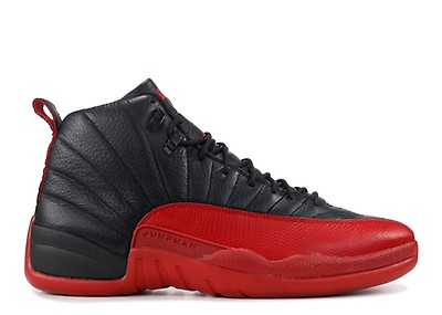 9b3ebbf9630928 Baby Jordan 12 - Air Jordan - 850000 061 - black varsity red ...