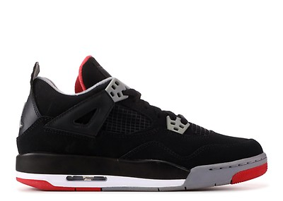 classic fit cc6b3 4847f air jordan 4 retro (gs)