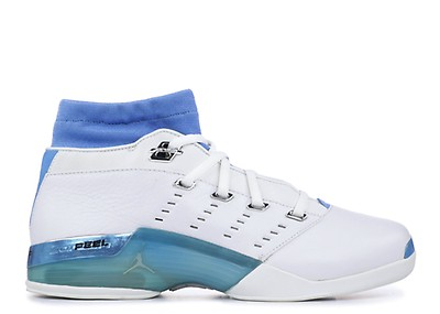e1d0a8fb87f0dd Air Jordan 17 Low - Air Jordan - 303891 101 - white lightning-black ...