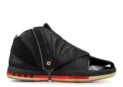 a0ff59aa4e60 Air Jordan 16 + Q M - Air Jordan - 136080 020 - whisper cherrywood ...