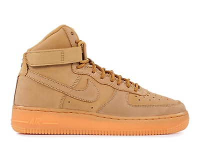 chaussures de sport 2974c 9239f Air Force 1 High Wb (gs) - Nike - 922066 600 - bordeaux ...