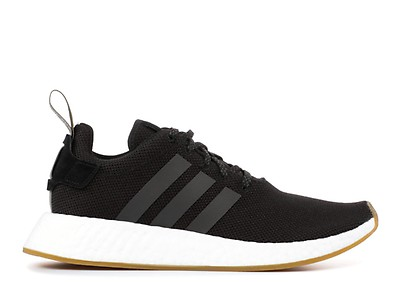 huge selection of 201f8 ec6bf NMD R2 - Adidas - CQ2402 - core black/core black/core black ...