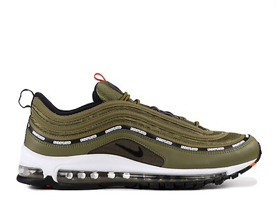 Details about Nike Air Max 97 QS Premium Country Camo USA Olive Black AJ2614 205 Size 9