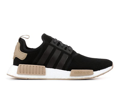 0f711bea06ce6 Nmd R1 - Adidas - s76848 - cream white-core black