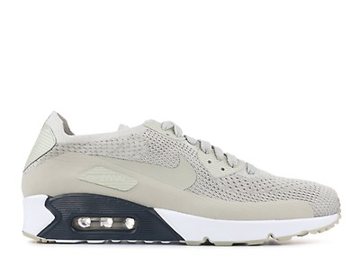 Air Max 90 Ultra 2.0 Flyknit White 875943 101