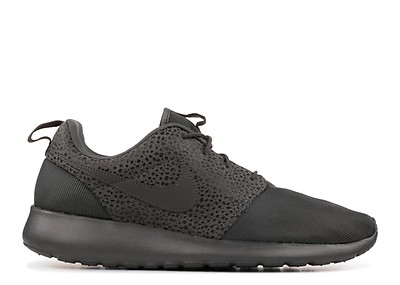Flyknit Rosherun Nike 677243 001 blackblack midnight