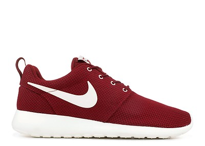 7fe066ab6e234 Rosherun - Nike - 511881 601 - sport red cool grey-sail