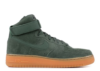 Details zu Nike Air Force 1 Low 07 LV8 Suede AA1117 200 Size 12 UK