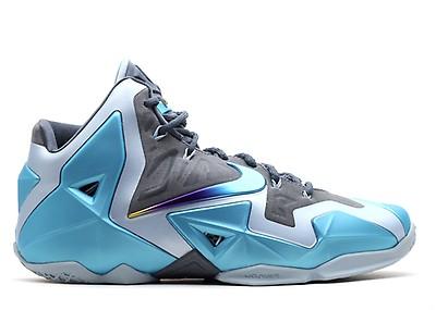 Lebron 11 Kings Pride Nike 616175 700 Parachute Goldarctic