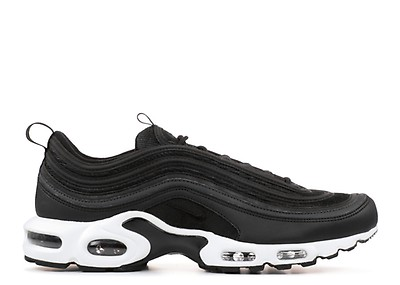 87003725d24b55 Air Max 97 plus - Nike - ah8144 001 - black anthracite-white ...