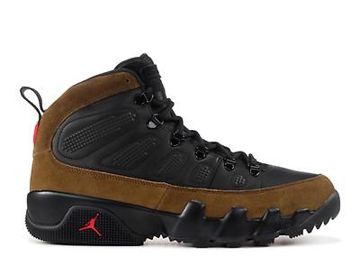 7630ecdf5d4 Air Jordan 9 Retro Boot Nrg - Air Jordan - ar4491 700 - wheat/wheat ...