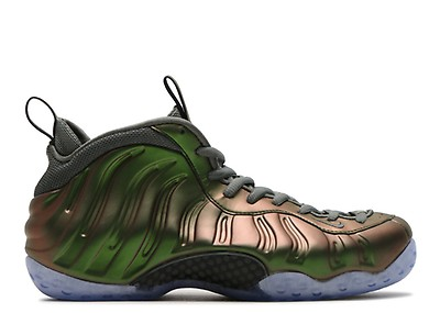 94a9a0f42d1 AIR FOAMPOSITE ONE - Nike - 314996 301 - legion green black-black ...