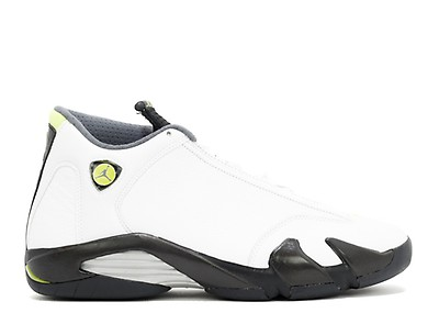 5f1d3ec0a68ffe Air Jordan 14 Retro - Air Jordan - 311832 031 - light graphite ...