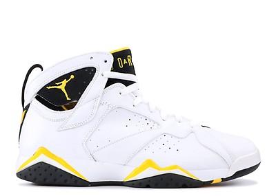 7607db0afc8f Girls Air Jordan 7 Retro (gs) - Air Jordan - 442960 117 - white ...