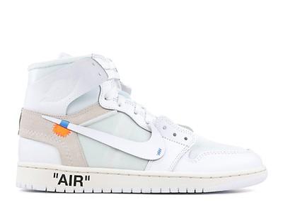 big sale 984a9 47c20 air jordan 1 x off-white nrg
