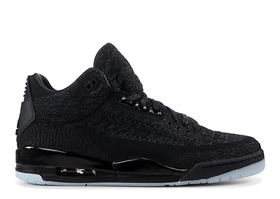404cb8006dd8 Air Jordan 3 5lab3 - Air Jordan - 631603 010 - black black-clear ...