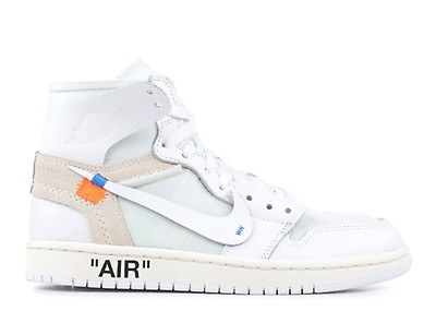 f65aa001ec7c4a Air Jordan 1 X Off-white Nrg