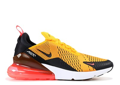 1f618d2252c Air Max 270 - Nike - ah8050 003 - black light bone-hot punch ...